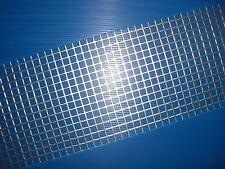 BUCHERT Aluminium-Lochblech - Qg 10-12- 400 x 400 x 2,0 mm Lautsprecher-Gitter