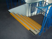 Internal Yellow Anti Slip Stair Nosing - 750x55x55mm