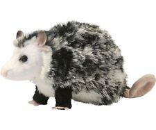 "Douglas OLIVER POSSUM Plush Toy Stuffed Animal 9"" Soft Cuddle Gray White Opposum"