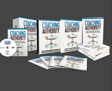 Coaching Authority Course- Learn How To Start Your Own Coaching Business