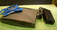Cisco 805 Ethernet Serial Router/Hub with Power Supply PSU & Serial Cable