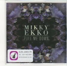 (DK325) Mikky Ekko, Pull Me Down - 2012 DJ CD