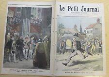 Le petit journal 1893 146 Plus de beurre que de pain !