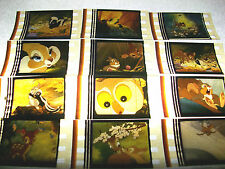 BAMBI Rare Lot of 100 Film Cells - Compliments movie dvd poster Disney