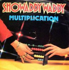 Showaddywaddy - multiplication / i wish that i could...45""