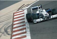 Nick Heidfeld Hand Signed BMW Sauber Photo 12x8 12.