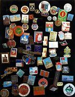 über 70 Abzeichen konvolut UdSSR und DDR