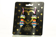Earrings 1 Pair * AnUNe-ForYou * Sipellas No 201 silicone jewellery, women