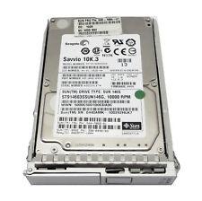 Sun 540-7866-01 146GB 10K P/N 9FJ066-045 SAS 2.5 Hard Drive Seagate ST9146803SS