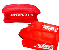 KIT SEAT COVER & Rear Fender Bags, HONDA XR 600R, XR600R XR600 1994 FreeShipping