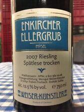 Weiser-Künstler Riesling Spätlese trocken Nr. 10 Enkircher Ellergrub 2007