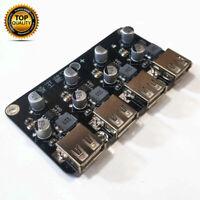 Schnelllademodul Board 12V 24V auf QC3.0 USB Handy Ladeplatine für Ladegerät