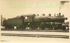 8C557 RP 1920s?40s TH&B TORONTO HAMILTON BUFFALO RAILROAD 4-6-0 LOCO #8