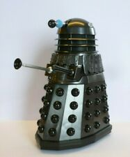 More details for doctor who day dalek gunmetal grey figure from b & m history of the daleks 7 set