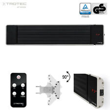 TROTEC Black Heater IRD 1200 | Verwarming Stoker Straalkachel Radiator Terras