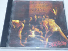 SKID ROW <  Slave To The Grind  > VG (CD)