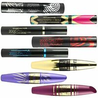 Max Factor Mascara Masterpiece 2000 Calorie False Lash Effect Waterproof Black