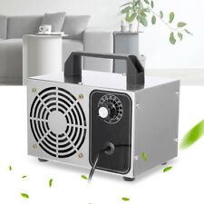 New Listing10g / h Commercial Ozone Generator Disinfection Machine Portable Air Purifier Us