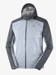 2021 Salomon Men's Bonatti Waterproof Running Jacket - Medium