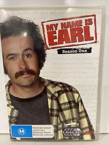 My Name Is Earl - Season One (DVD, R4)