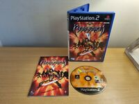 PLAYSTATION 2 - PS2 - BARBARIAN - COMPLETE WITH MANUAL - FREE POSTAGE