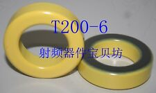 NEW T200-6 RF Iron Powder Toroidal magnetic ring