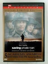 Saving Private Ryan (Dvd, 1999, Dts Surround, Widescreen)