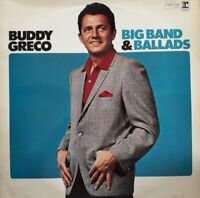 Buddy Greco-Big Bands And Ballads Vinyl LP.1966 Reprise RSLP 6220.Girl Talk/Love