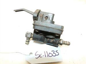 "Sears Craftsman 18hp/42"" Tractor Kohler M18 MV18 18hp Engine Fuel Pump"