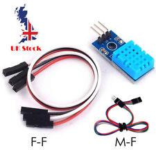 0-60 degree Temperature and Humidity Sensor Module Arduino Raspberry Pi cable