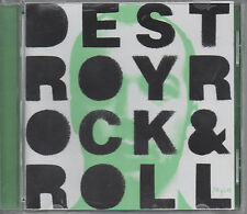 Mylo Destroy ROCK & ROLL CD NUOVO Doctor pressure-Need You Tonite-Muscle car