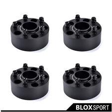 5x120 | (4) 2pc 40mm+2pc 50mm For BMW 528i E39 1995+ Wheel Spacer + M12x1.5 Bolt