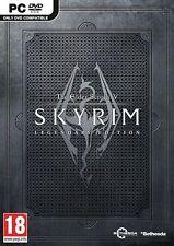 The Elder Scrolls V 5 Skyrim Legendary Edition PC Full Game - STEAM DOWNLOAD KEY