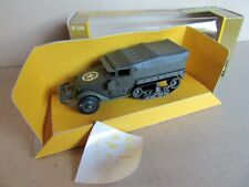 881i Solido Military 244 half Track M3 US Army 1:50