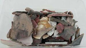 Assorted Crystals Stones Slabs Mahogany Obsidian