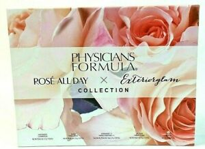 Physicians Formula Rose All Day × Exteriorglam Collection New In Box 2020