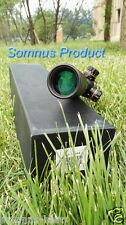 Ultra HD 4.5-14x44 Glass First Focal Plane Hunting Rifle Scope Gunsight