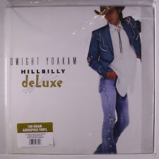 DWIGHT YOAKAM: Hillbilly Deluxe LP Sealed (180 gram reissue, w/ download)