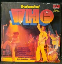 The Who ‎The Best Of The Who Polydor ‎2482 172 In Shrink NM/NM Netherlands