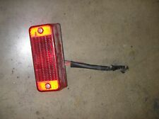02 Polaris Scrambler #51 500 REAR TAIL STOP LIGHT WITH CLIPS