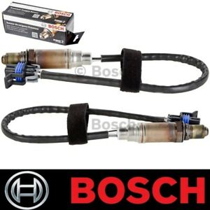 Genuine Bosch Oxygen Sensor Downstream for 2006 SAAB 9-7X L6-4.2L engine