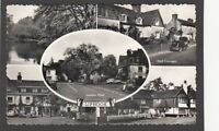 Postcard Liphook nr Liss Hampshire multiview posted 1966 RP by J Salmon