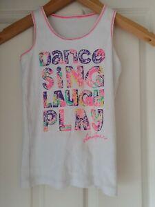 Girls Lorna Jane Singlet