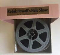 Kodak Hawaii's Hula Show 16 mm Film Mid Century Vintage