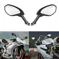 Review Mirror With Turn Signal Fit For Ducati 1299 Panigale S 2015 2016 959 S 16