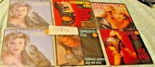 "SAM FOX - ASSORTED 7"" 45 IMPORTS- SPAIN, FRANCE,U.K., HOLLAND ++ --- $5.99 EACH"