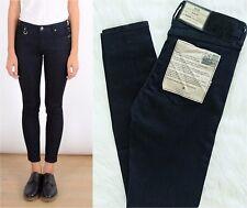 NEUW Razor NWT Low-Rise Skinny Raw Cashmere Jeans Pants Size 24x32 RRP $149