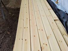Scandinavian redwood t&g timber shed cladiing,  13x145