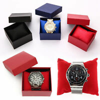 Durable Presentation Gift Box Case For Bracelet Bangle Jewelry Wrist Watch Boxs_