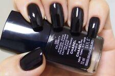 Authentic CHANEL LE VERNIS Longwear  Nail Polish Colour 580 Celebrity Black